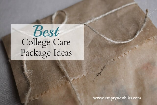 Finals care package ideas