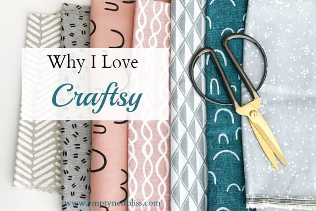Craftsy Review: Why I love the instruction and inspiration I find at Craftsy.