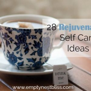 Self care strategies to fit into your busy life.