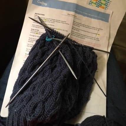 Craftsy Knitting Class