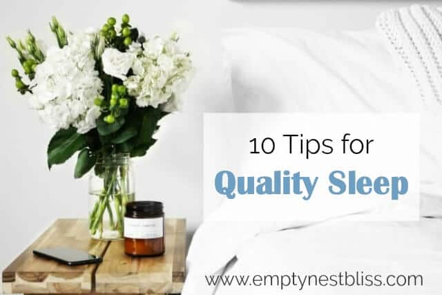 Menopause and Insomnia. Tips for getting your best menopause sleep.