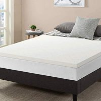 Twin XL Long Memory Foam Mattress Topper