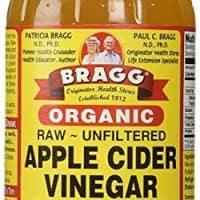 Bragg Apple Cider Vinegar Raw - 32 Fl. Oz / 946ml