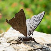 Butterfly Garden Decor Sculpture