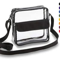 Clear Messenger Bag for Games and Concerts