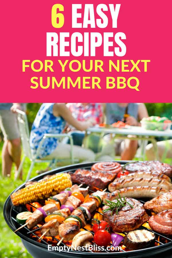 BBQ side dishes and ideas for your next BBQ party.  #grilling #grill #bbq