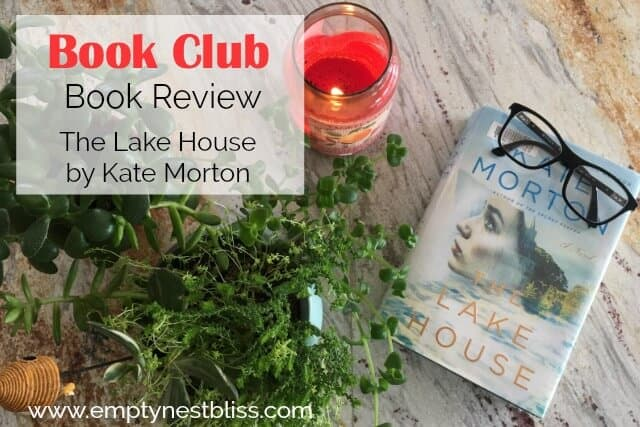 Kate Morton The Lake House Novel Review