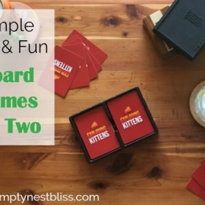 Board Games for Two