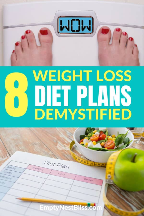 What's the best diet plan for you? Take a look at these 8 popular diets for women.