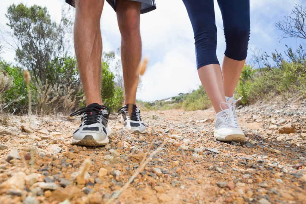 Benefits of a morning walk are numerous and important to overall health.