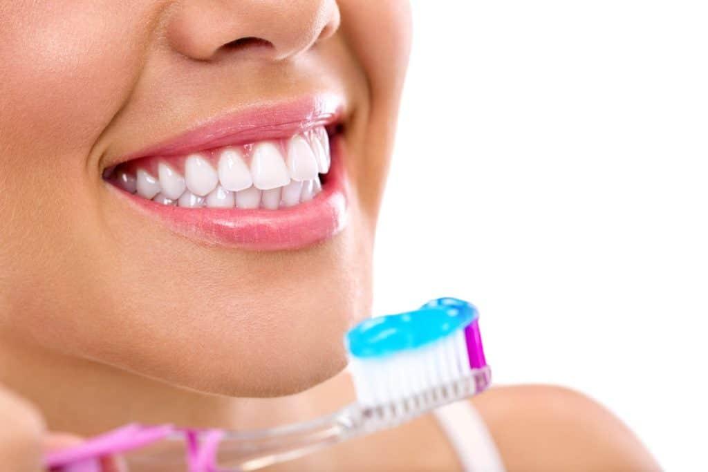 gut health and dental health go hand in hand.