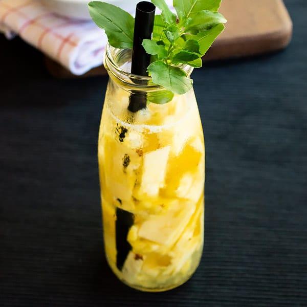 Pineapple Detox Water Recipe