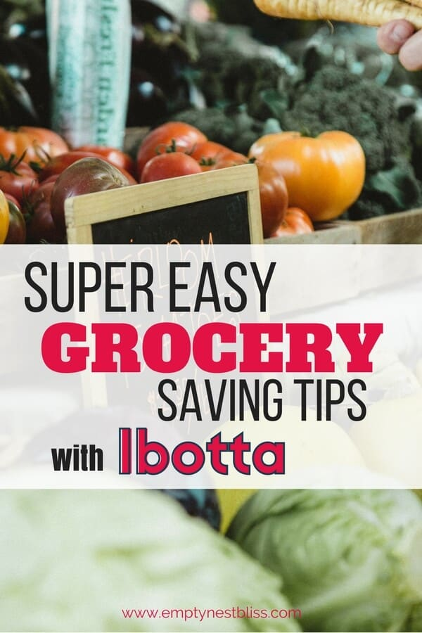 Super Easy Grocery Savings Tips with grocery saving apps!