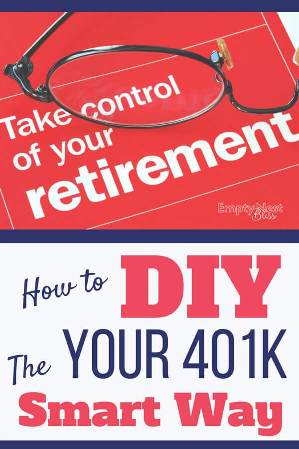 401K Tips for Beginners! You can DIY your 401k account with these easy 401k tips.
