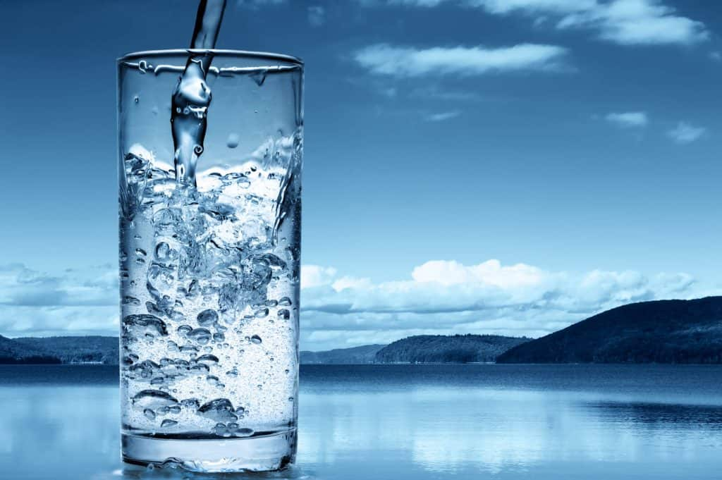 How much water do I need each day?