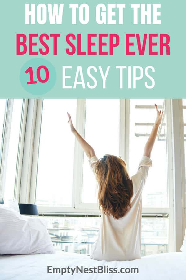 Can't Sleep! 10 top insomnia remedies to help you get that needed shut eye. #sleep #healthyliving #selfcare
