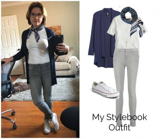 My Capsule Wardrobe Outfit