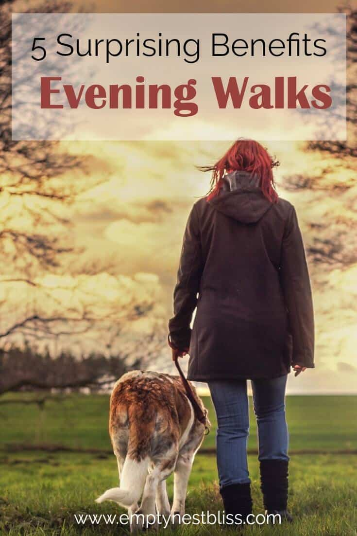 Amazing Evening Walking Benefits that will surprise you!