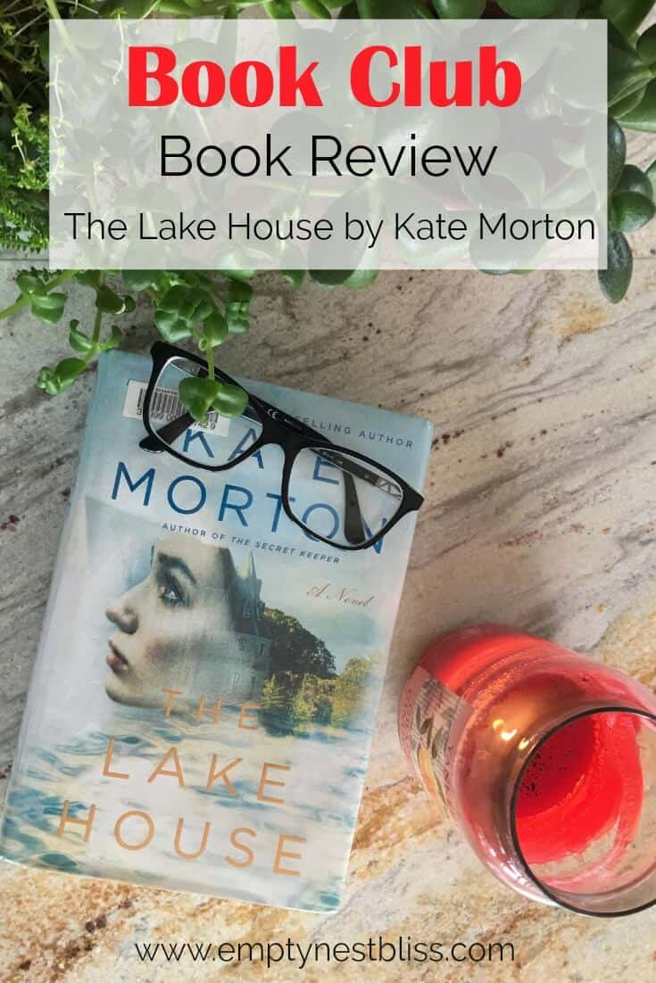Kate Morton Books Review: The Lake House - a mystery to read now!