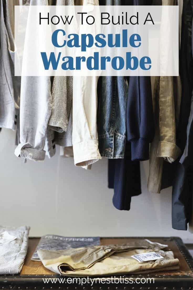 Capsule Wardrobe for Work. Plus a free bonus capsule wardrobe checklist.
