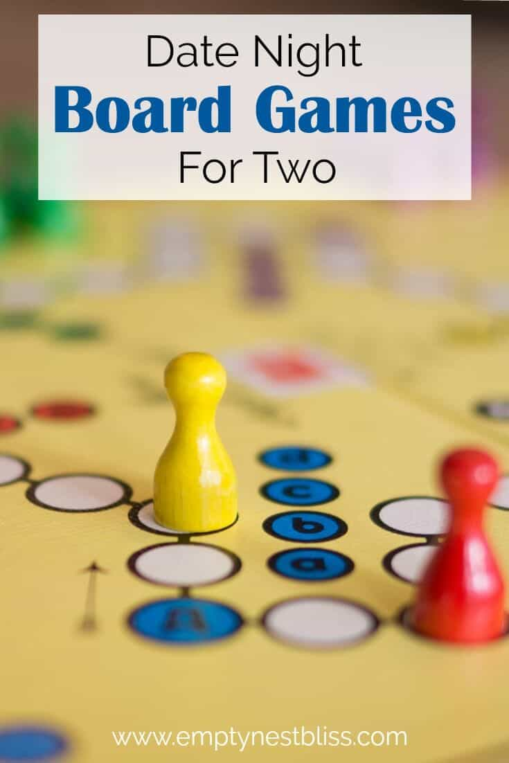 Best Board Games for Two