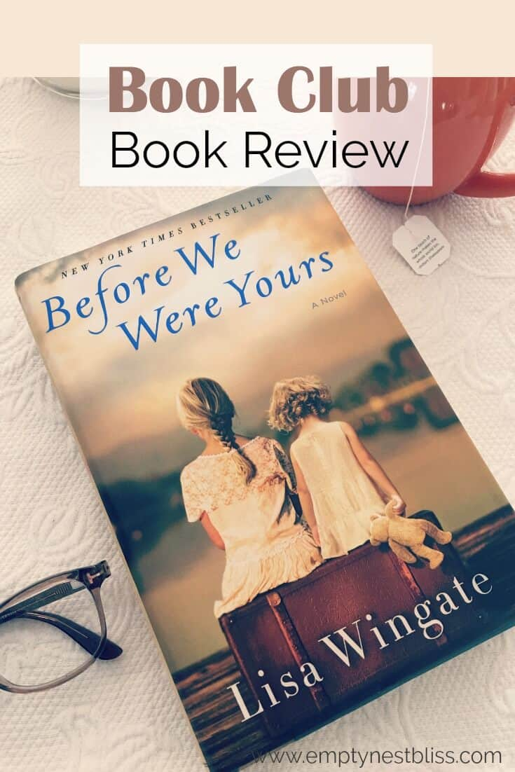Before We Were Yours Book Club