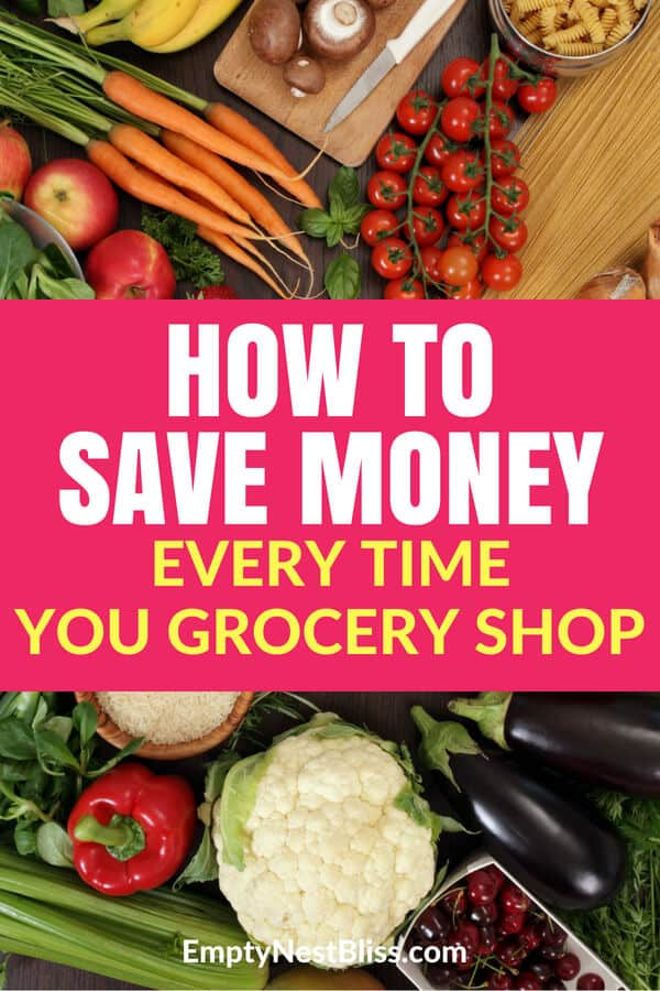 How to save money on groceries | Grocery Store Hacks | Save money without coupons | #savemoney #frugal