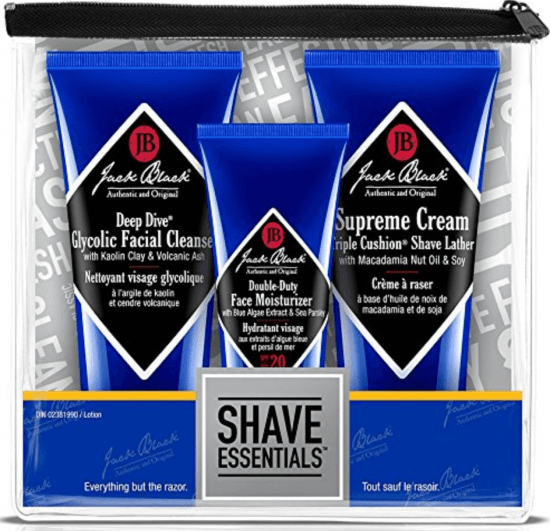 Jack Black Shave Kit for Graduate