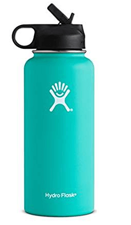My favorite hydro flask!