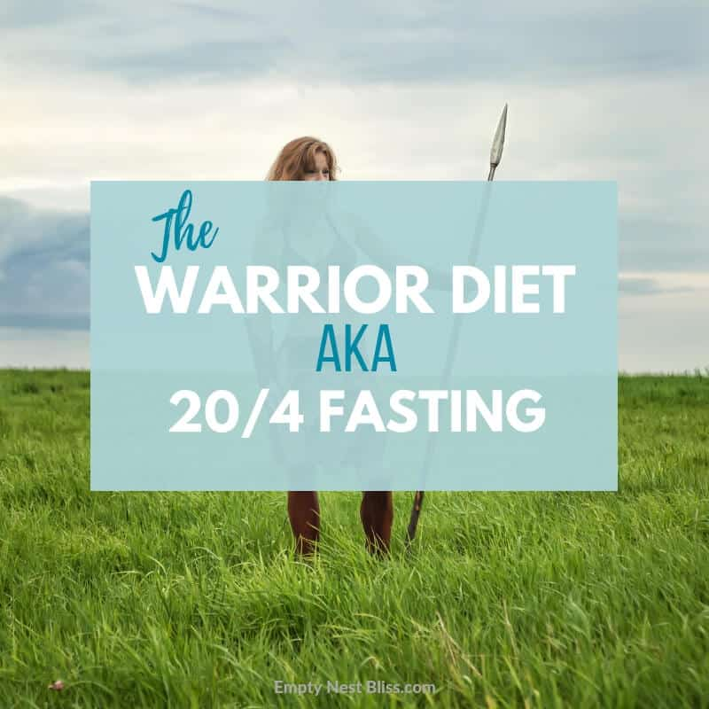 Are you ready to unleash your inner warrior to try this hard core type of intermittent fasting?