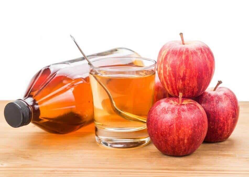 apple cider vinegar heartburn relief