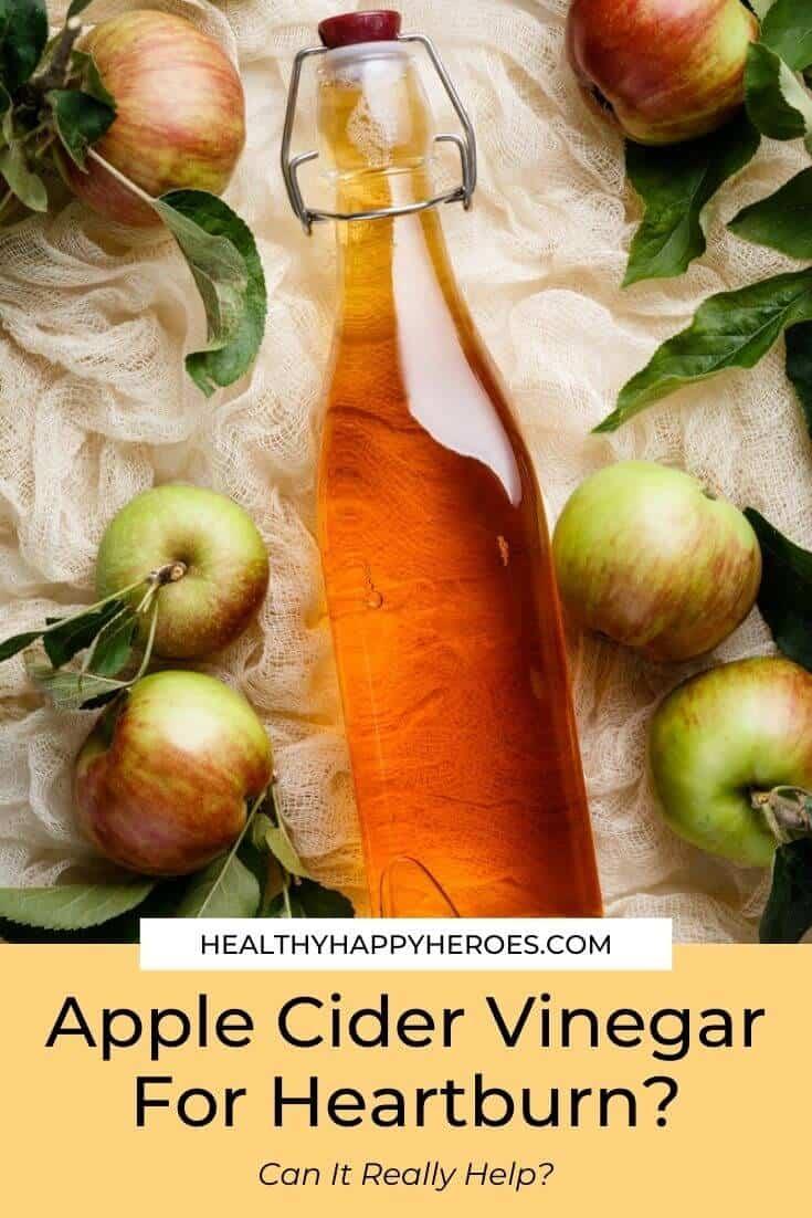 apple cider vinegar reflux