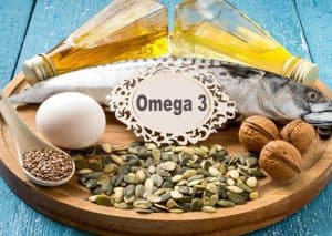 what are the benefits of omega 3 for skin?