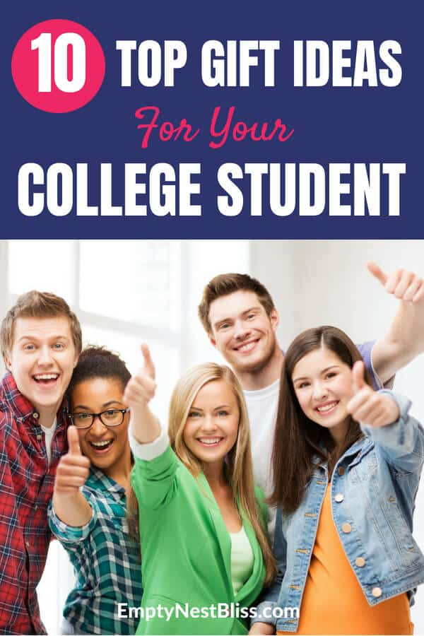 College gifts! Are you raising teenagers that are now college students? Here's a list of all the things they're going to want for their dorm! #college #parenting #dorm #gifts