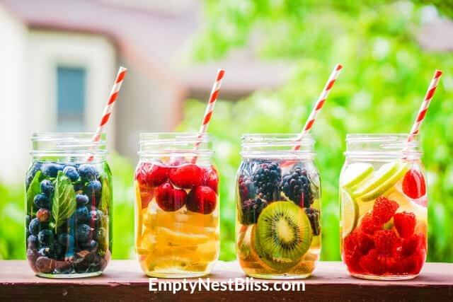 Detox water for weight loss is delicious and helps your body drop the weight.