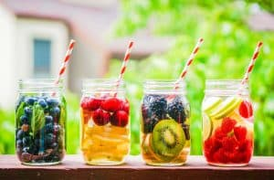 These infused water and detox water recipes will help you hydrate, lose weight and feel great!