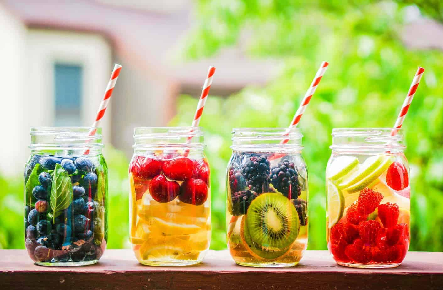 Detox Water Recipes: 12 Tasty Recipes