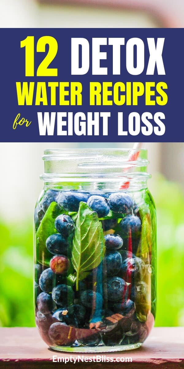 Detox water recipes to help you lose weight and beat the belly bloat.  Are you wondering what is the purpose of detox water?  What is the best detox water for acne prone skin? Does detox water for liver help you cleanse your body of toxins?