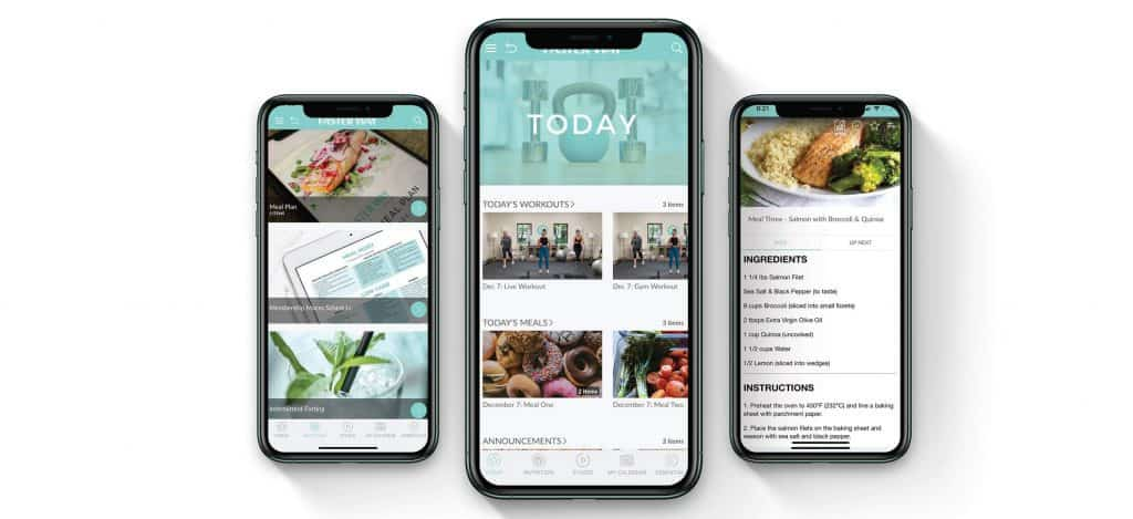 The FASTer Way to Fat Loss has an app which helps you plan your meals and your workouts and provides tons of helpful info and tips.
