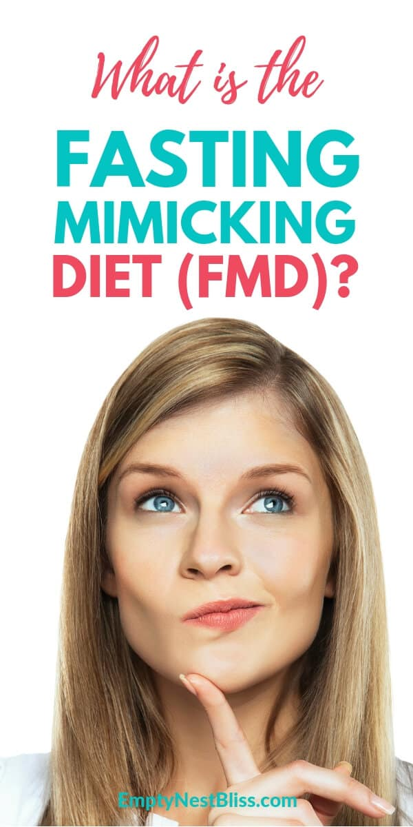 The fasting mimicking diet promises to give you all the benefits with only a few days of fasting at a time.