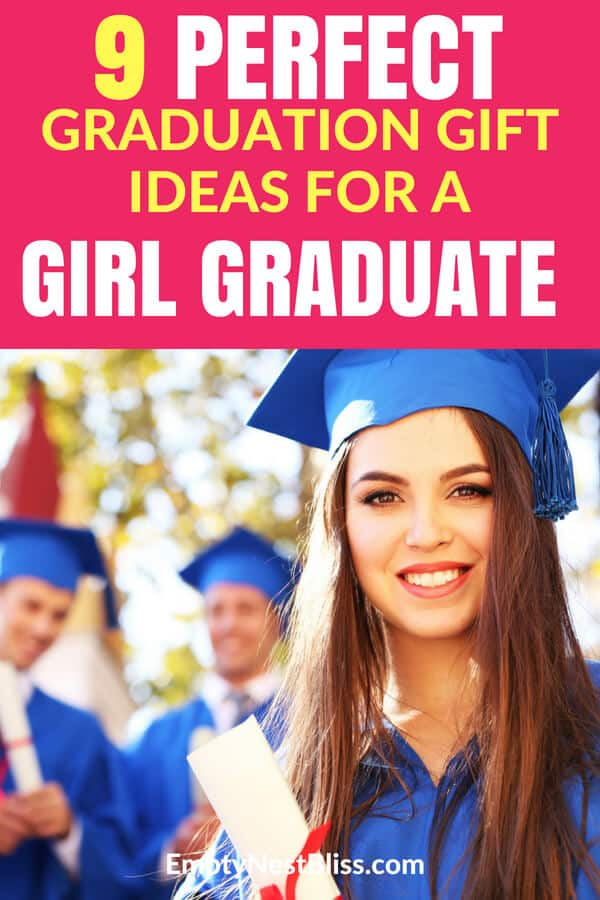 9 graduation gift ideas that she really wants!  #graduation #college #highschool