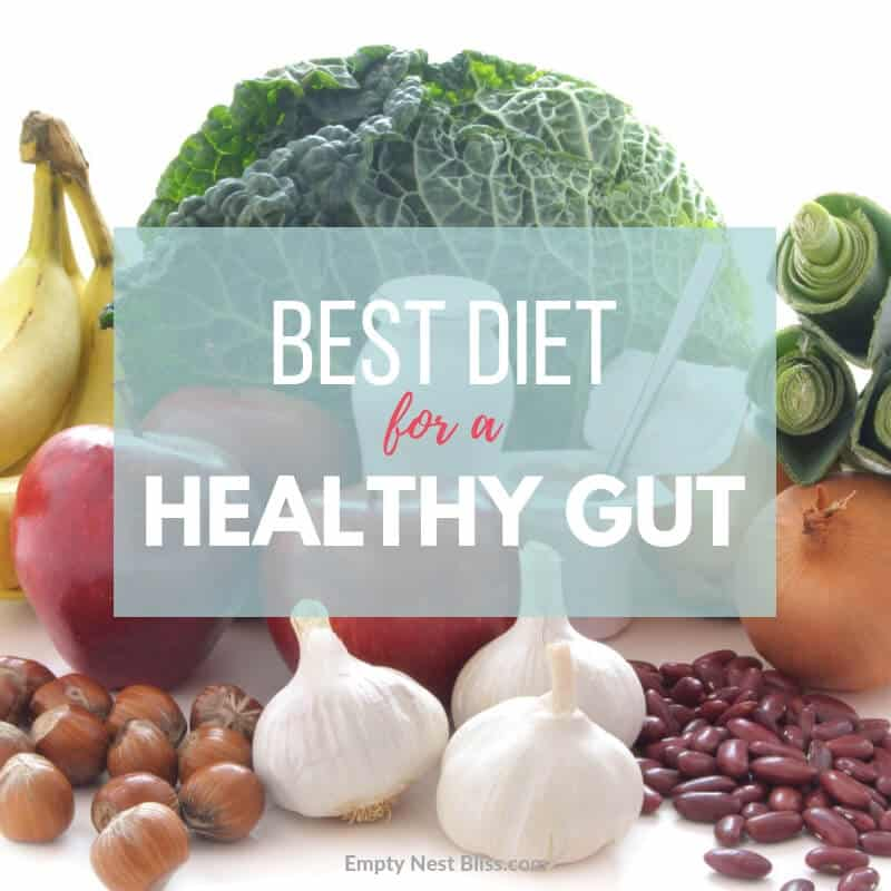 A gut health diet you can stick to is the key to healing your gut and feeling better right away.