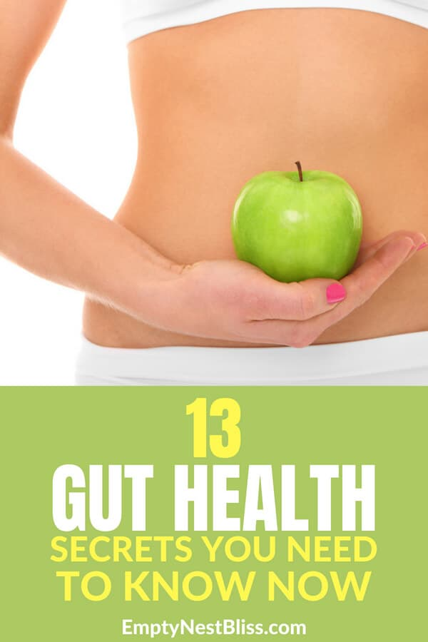 Gut health ideas for weight loss.