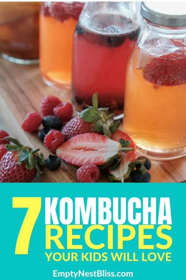 Kombucha flavors that you'll want to try with your next batch.