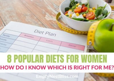 With so many diets for women out there, how do I know which one is right for me?