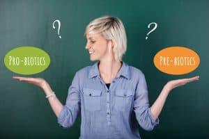 Probiotics vs prebiotics - what's the difference?