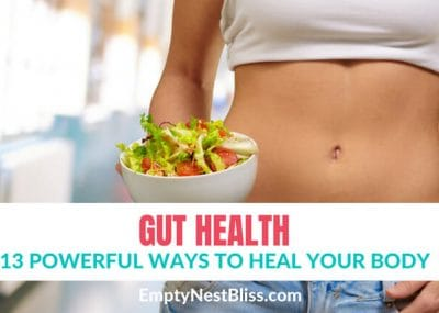 Restore gut health and heal your gut