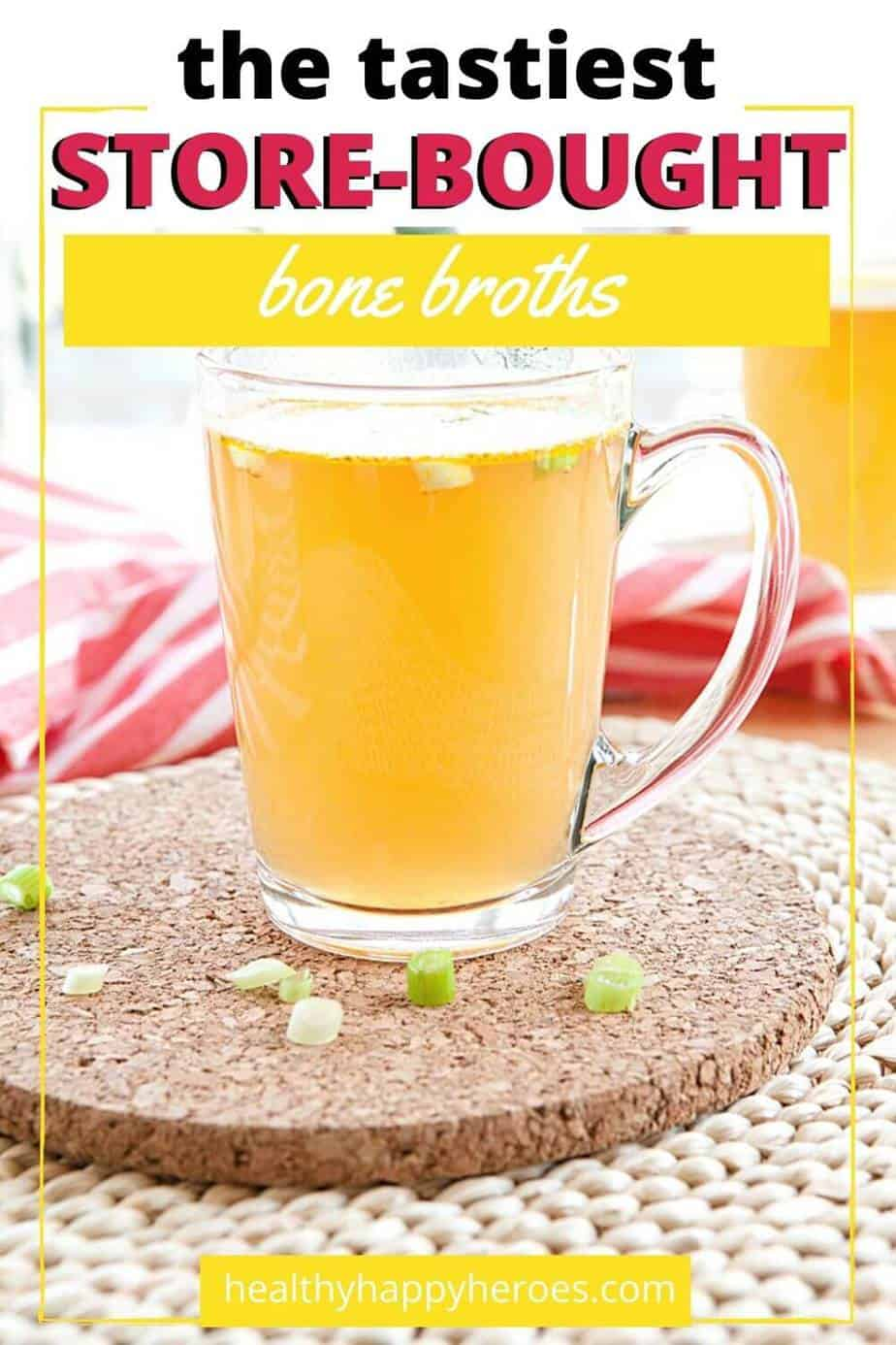 best store-bought bone broth for fasting pin