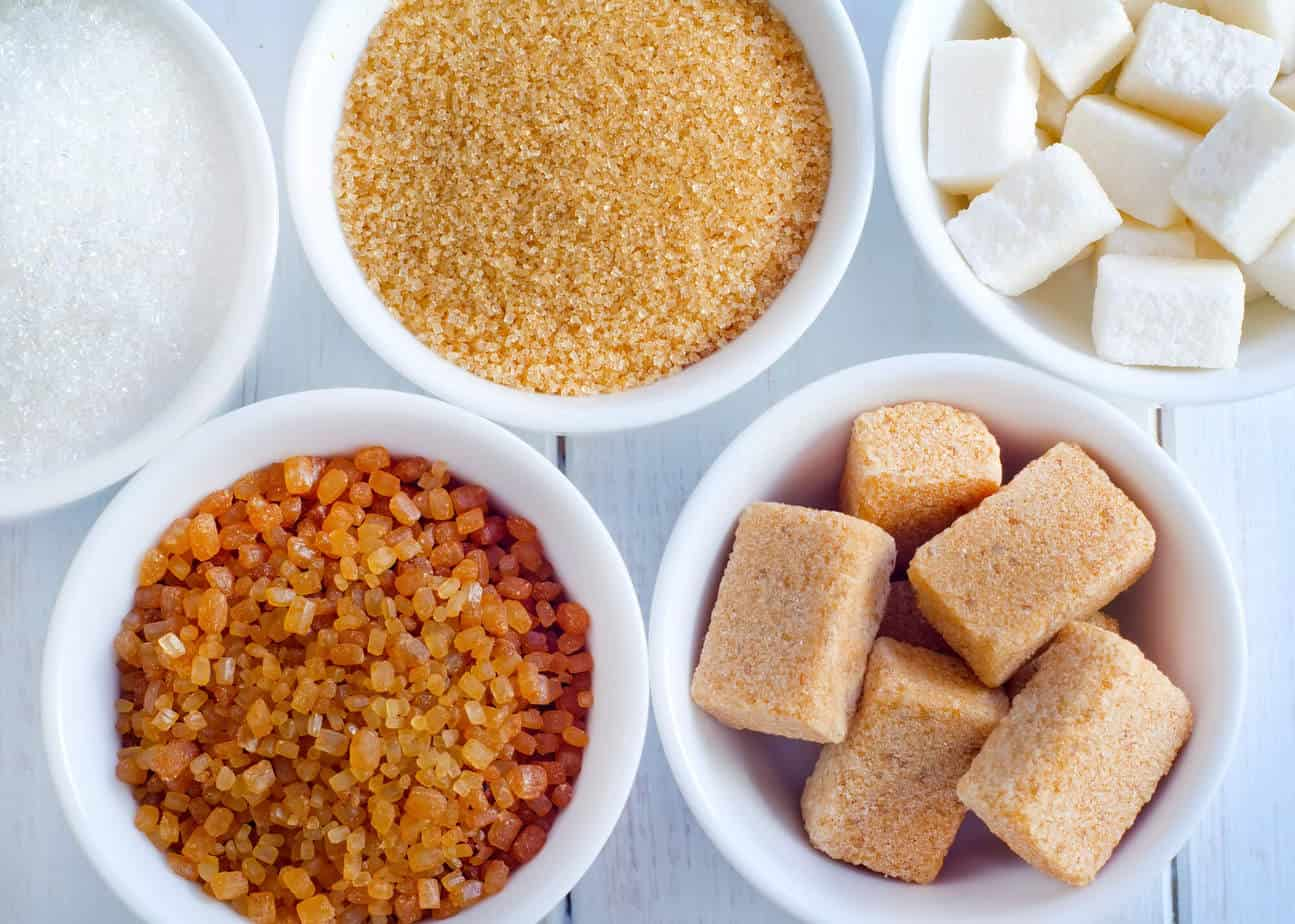 Sugar is the biggest offender in harming your gut health.